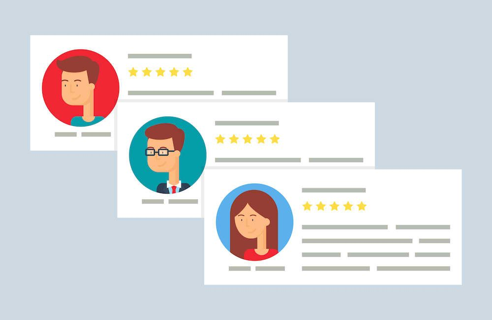 Reviews As The Lifeline Of The Business